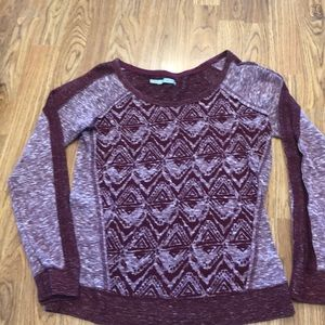 Maurices Red Sweater